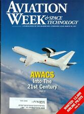 1997 Aviation Week & Space Technology Magazine: AWACS into the 21st Century