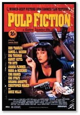 (FRAMED) PULP FICTION MOVIE POSTER 66X96CM PRINT PICTURE