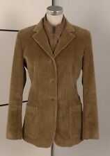 Da 'S TOD FAY da donna doppio Giacca M EU44 UK12 Cappotto Blazer + GILET Equitazione € 650