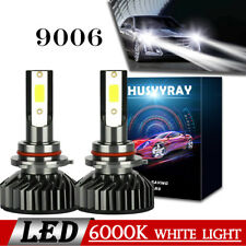 LED Headlight Kit 9006 HB4 White 6K LowBeam Bulb for MITSUBISHI Lancer 2008-2017