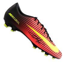 EDEN HAZARD firmato Arancione e Nera Nike Mercurial Stivali AUTOGRAFO  Tacchetti c5d128ac567a