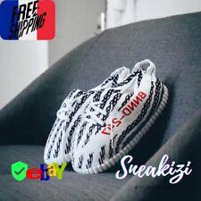 Nº1 ⭐️✅ Chausson Cozy Sneakers Yeezy 350 BOOST Zebra  Pantoufle @SNEAKIZI Home