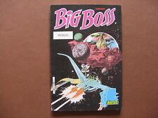 AREDIT  :  BIG BOSS  n° 2 (1979)  nouvelle série
