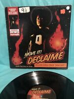 "DECLAIME - MOVE IT / THESE DAYZ - 12"" VINYL SINGLE"