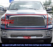 Fits Dodge Ram 1500 Pickup Billet Grille Insert 2009-2012