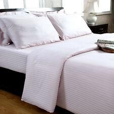 Gestreifte Bettwäschegarnituren für 60 ° - Wäsche aus 100% Baumwolle