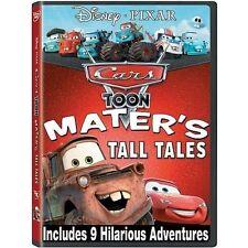 Cars Toon Mater's Tall Tales 0786936805277 DVD Region 1