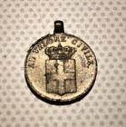 """Vintage Italian ITALY Miniature Military Valor MEDAL """"AL VALORE CIVILE"""""""