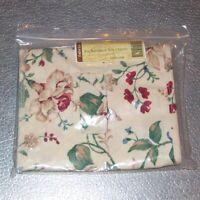 Longaberger Heirloom Floral SMALL STORAGE SOLUTIONS Basket Liner ~ Brand New!