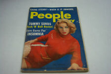 People Today Cheesecake Magazine August 1957 Gus Thorner  072812EL