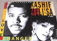 "KASHIF & MELISA MORGAN Changes 12""  1987 R&B SOUL"