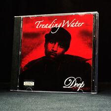 Deep - treading agua - Música Cd Álbum
