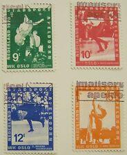 Stadspost - Serie WK Schaatsen, Oslo 1970 Ard Schenk, Kees Verkerk gestempeld