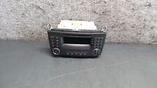 1Y92025 Mercedes W203 CL Autoradio Comand Navigation Radio BE6091 A2038700989