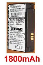 Batteria 1800mAh tipo AB103450CA Per Samsung SGH-I907 Epix
