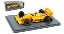 Spark S4836 Lotus 100T #1 3rd Brazliian GP 1988 - Nelson Piquet 1/43 Scale