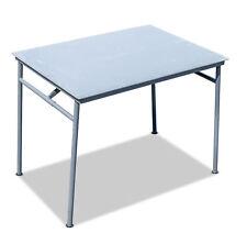 Klappbarer Feldtisch aus Stahl - Extrem robust - Klapptisch - gebraucht