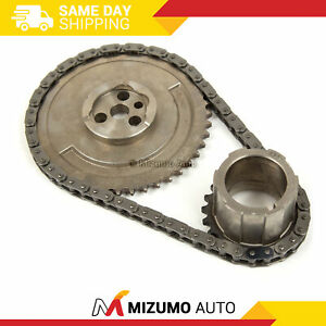 Timing Chain Kit Fit 97-04 Cadillac Chevrolet GMC Pontiac 4.8 5.3 6.0 OHV VORTEC