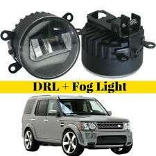 Car LED Daytime Running Light Car Projector Fog Lamp For Land Rover Discovery 4