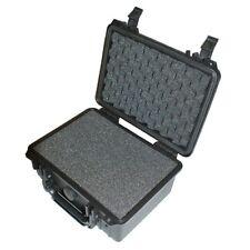 Outdoor - Case mit Schaum Kamera Objektiv Schutz Koffer mit Schaumstoff - 61437