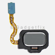 Silver Home Button with Flex Cable Replacement Parts For Samsung Galaxy S8 Plus