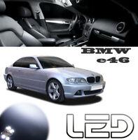 Eclairage intérieur habitacle  Plafonnier LED blanc BMW E46 316 318 320 325 330