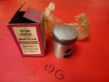 piston moteur SACHS 50 cc diamètre 38,75 mm BRETILLE neuf NOS