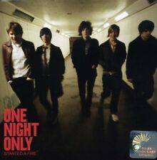 One Night Only - Started a Fire [New CD]
