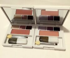 2 Clinique Colour Surge Eye Shadow Trio GWP Size 6 Color Free Shipping