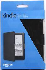 Amazon Kindle 8th Generation Protective Kindle E-Reader Case Cover Black
