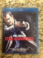 Edge of Darkness (Blu-ray/DVD, 2010, 2-Disc Set)Authentic US Release