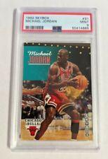 1992-93 SKYBOX #31 MICHAEL JORDAN PSA 9 MINT