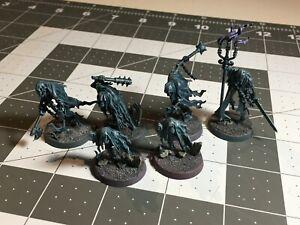Warhammer CHAINRASP HORDE x6 Nighthaunt Age of Sigmar Undead Wraith Soul Wars