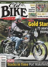 BSA Gold Star 75 years   BSA MC-1  BMW R25  SR60 Aussie Speedway  OLD BIKE 33