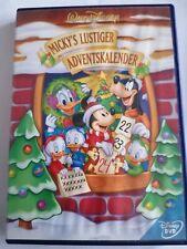 DVD Micky's lustiger Adventskalender  Walt Disney Weihnachten