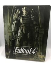 Fallout 4 Steelbook Edition (Microsoft Xbox One, 2015) Used