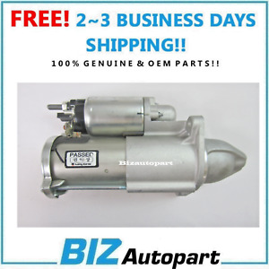 OEM GENUINE STARTER FOR 11-18 CHEVY CRUZE SONIC TRAX SATURN ASTRA 1.8L 55576980