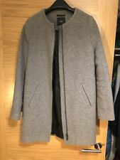 Womens Next Coat Size 6. Wool Blend