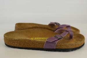Birkenstock Gr.38  Damen Sandaletten Pantoletten  Zehentrenner   Nr. 666 G