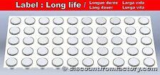 Lot 50 Battery AG13 LR44 G13-A D303 L1154 L1154F EPX76