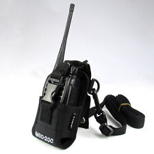 MSC-20C Radio Case Pouch for Baofeng UV3R+Plus UV-B6 Puxing PX777 Plus PX888 K