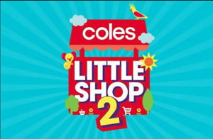 Coles Mini Collectables Little Shop2 CHEAP,  Flat Price, Fast & FREE shipping