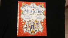 The Children's Music Box 1945 P F Webster,  Churchill, Wolo Illustrated vintage