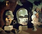 Print - Old Age, Adolescene, Infancy (The Three Ages), 1940 by Salvador Dali