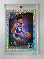 2018-19 Donruss Optic Rated Rookie Checkerboard Prizm Marvin Bagley III Rookie🔥