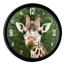Giraffe orologio da parete-regalo amante degli animali Foto
