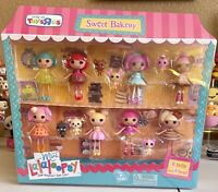 Mini Lalaloopsy Dolls Toys's R Us Exclusive Sweet Bakery