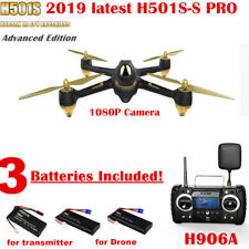 Hubsan H501S S Pro GPS 5.8G Video1080P  FPV RC Drone Quadcopter W/Brushless RTF