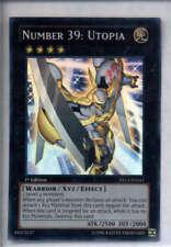 Number 39: Utopia Yugioh YS13-EN041 Holo Foil Rare Yu-Gi-Oh! NM-MT TCG CGG