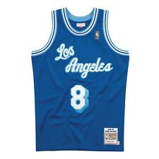 Los Angeles Lakers Kobe Bryant #8 Mitchell Ness Blue 1996-97 Authentic Jersey